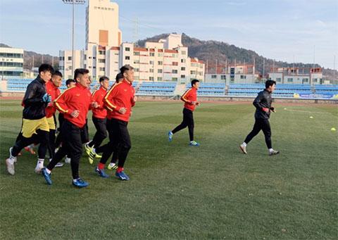 Sự mệt mỏi của tuyển U23 sau SEA Games được giải phóng toàn bộ, chấn thương của Quang Hải và Thanh Thịnh đã hồi phục.
