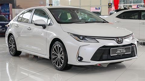Toyota Corolla Altis bản mới sắp ra mắt tại VN, đấu Mazda 3, Kia Cerato 2019