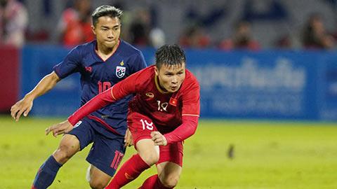 Chanathip: 'Cầu thủ Việt Nam thu nhập thấp nên giàu khát khao hơn'
