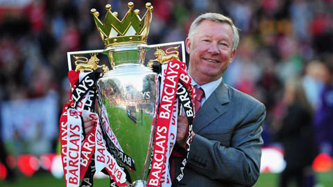 Sir Alex Ferguson: Mừng sinh nhật tuổi 78