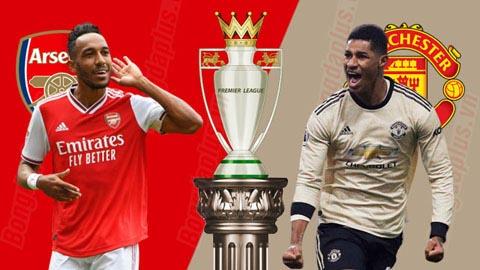 """Arsenal vs Man United, 03h00 ngày 2/1: M.U, """"sát thủ đại chiến"""""""