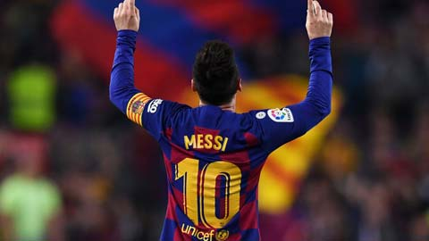 Barca sẽ sớm tìm được người kế thừa Leo Messi