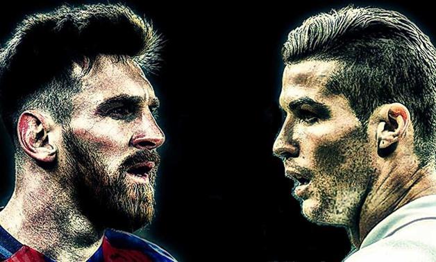 Messi và Ronaldo là hai chân sút vĩ đại trong lịch sử bóng đá