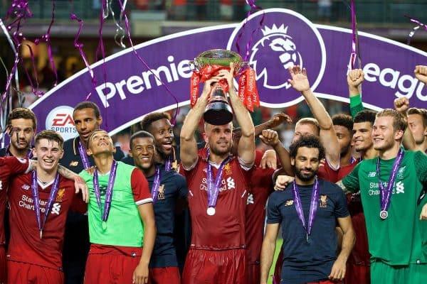 Liverpool được kỳ vọng sẽ giành chức vô địch Ngoại hạng Anh đầu tiên ở kỷ nguyên Premier League