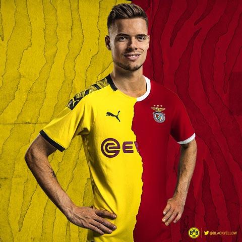 Weigl đã quyết định rời Dortmund để sang Benfica