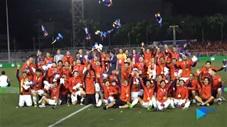 Bóng đá Việt Nam: Đại thành công năm 2019, khát khao chinh phục năm 2020