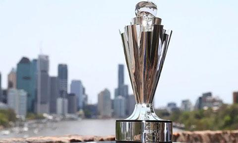 """ATP Cup, giải đấu do ATP phối hợp với Liên đoàn quần vợt Australia tổ chức, thay thế giải Hopman Cup đã bị """"khai tử"""" vào năm ngoái"""