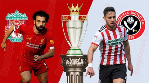 Nhận định bóng đá Liverpool  vs Sheffield United, 3h00 ngày 3/1: Trừng trị kẻ cứng đầu