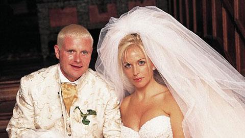 Họ từng có đám cưới như mơ