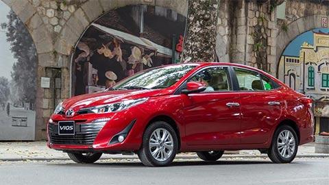 """Toyota Vios 2020 ra mắt tại VN, giá rẻ bất ngờ """"đấu"""" Hyundai Accent, Honda City"""