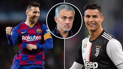 Ronaldo và Messi ghi nhiều bàn hơn M.U trong thập kỷ 2010