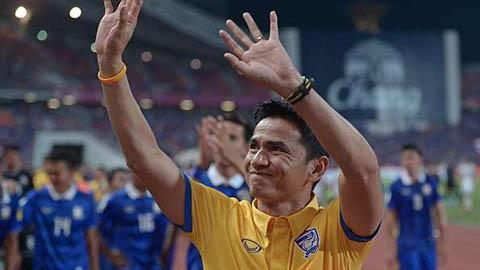 Kiatisak có thể trở lại nắm quyền thay HLV Nishino ở ĐT Thái Lan