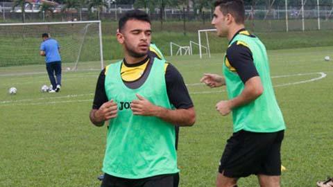 U23 Jordan vui mừng khi CLB của Síp chấp nhận 'nhả' Omar Hani