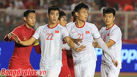 U23 Việt Nam có chiều cao trung bình tốt hơn 2 đối thủ cùng bảng ở giải châu Á