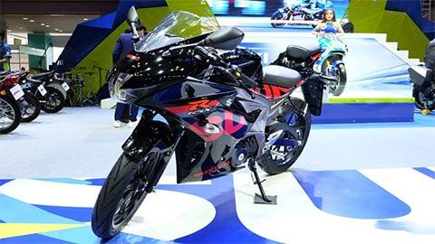 Suzuki GSX-R150 2020 kiểu dáng hầm hố ra mắt tại VN, giá rẻ hơn Honda SH, CBR150