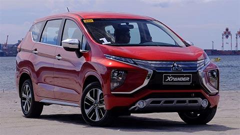 Vì sao MPV 7 chỗ giá rẻ Mitsubishi Xpander hút khách tại Việt Nam?