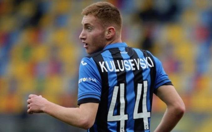 Kulusevki được Atalanta mua về nhưng không có nhiều cơ hội thi đấu