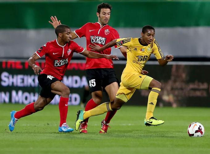 Salmeen từng giúp UAE vào bán kết Asian Cup năm ngoái