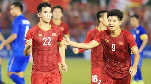 U23 Việt Nam & kỳ vọng 'súng hai nòng' Đức Chinh - Tiến Linh
