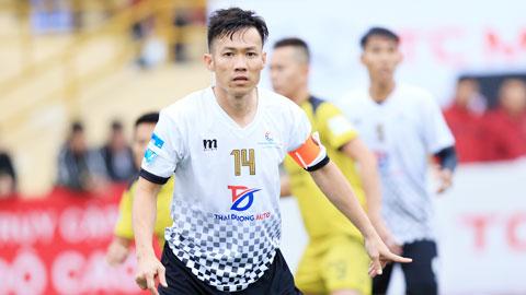 Tiền vệ Lê Tấn Tài: 'Tôi vẫn có thể tiếp tục chạy tốt, nhưng…'