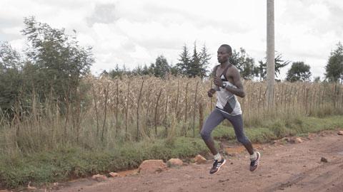 Những người Kenya hy vọng đổi đời nhờ chạy bộ