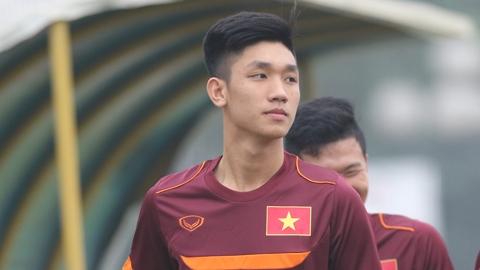 U23 Việt Nam chốt danh sách dự VCK U23 châu Á: Danh Trung và Trọng Đại bị loại
