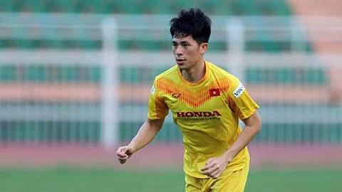Đình Trọng được gạch tên khỏi nhóm bệnh binh của U23 Việt Nam