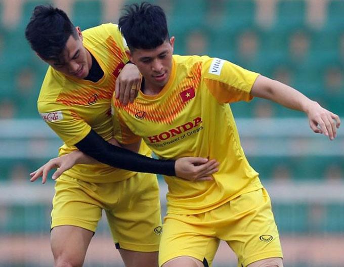 Đình Trọng có thể được chọn lại vào danh sách dự VCK U23 châu Á 2020