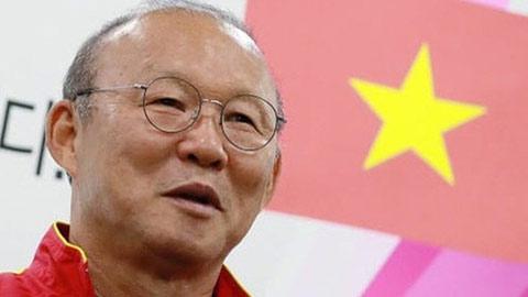 HLV Park Hang Seo từng suýt đến Trung Quốc trước khi chọn Việt Nam