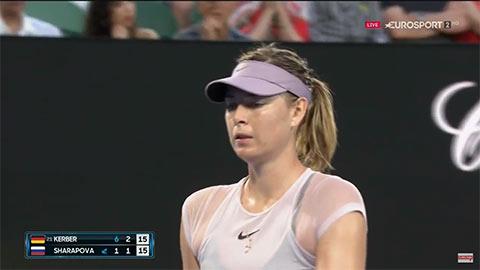 Những nữ tay vợt gợi cảm nhất làng banh nỉ: Sharapova số 1