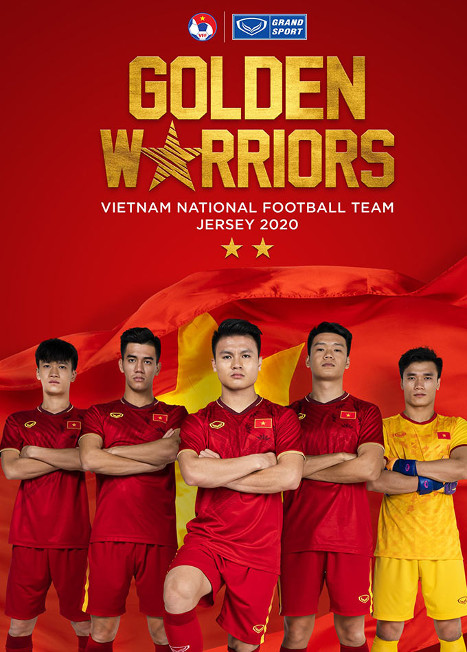 ĐT U23 Việt Nam sẽ diện bộ cánh mới này tại VCK U23 châu Á 2020. Hy vọng, với trang phục mới, thầy trò HLV Park Hang Seo sẽ có thêm nhiều may mắn, có được giải đấu thành công trên đất Thái Lan