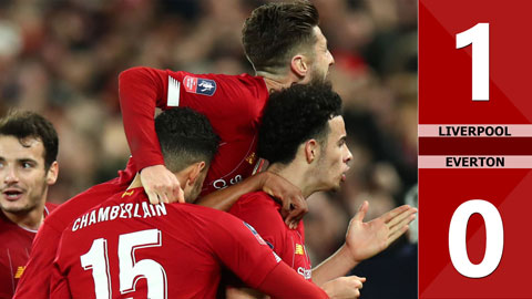 Liverpool 1-0 Everton(Vòng 3 Cúp FA 2019/20)
