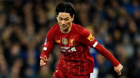 Minamino đá như thế nào trong trận ra mắt Liverpool?