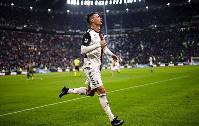 Ronaldo đã có ngày thi đấu chói sáng