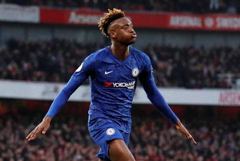 Hudson-Odoi tỏa sáng với bàn mở tỷ số trong trận Chelsea đánh bại Nottingham 2-0 ở vòng 3 FA Cup rạng sáng qua