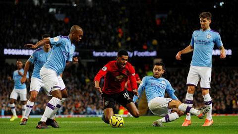 Nhận định bóng đá Man United vs Man City, 3h00 ngày 8/1: Đập tan ảo tưởng