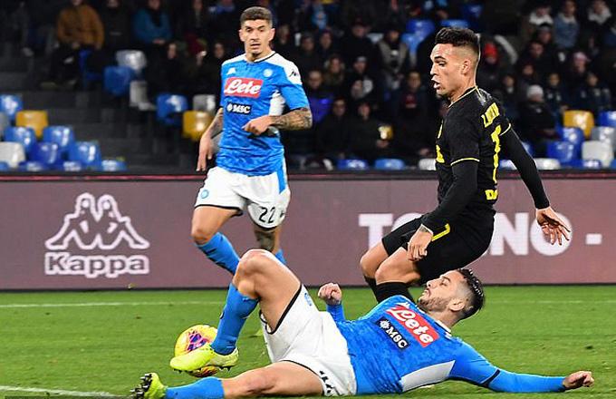 Lautaro Martinez ấn định chiến thắng cho Inter