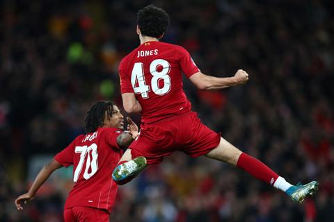 Liverpool dễ thở ở vòng 4 FA Cup