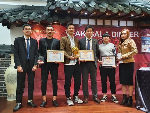 Ba cầu thủ người Việt Nam xuất sắc nhất năm 2019 tại Hàn Quốc.