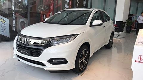 Honda City, Brio, Civic, HR-V đồng loạt giảm giá mạnh dịp đầu năm 2020