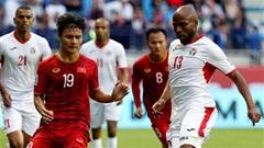 U23 Jordan âu lo trước sự thăng tiến của Việt Nam