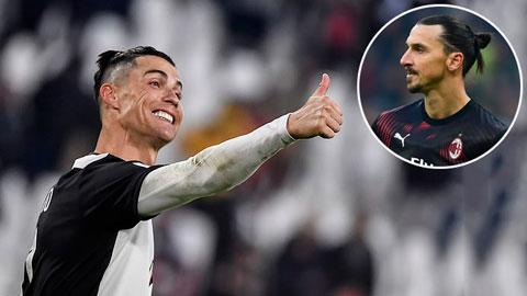 Ronaldo, hat-trick kỷ lục & màn đáp trả tuyệt vời với Ibrahimovic