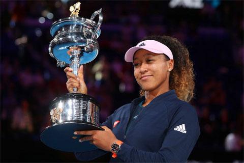 Naomi Osaka vô địch Australian Open 2019