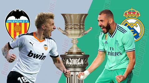 Real Madrid vs Valencia, 02h00 ngày 09/01: Giăng bẫy bắt Kền kền