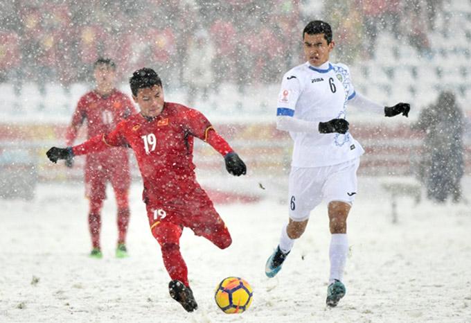U23 Việt Nam và U23 Uzbekistan được xếp vào nhóm có thể gây bất ngờ, giành vé dự Olympic