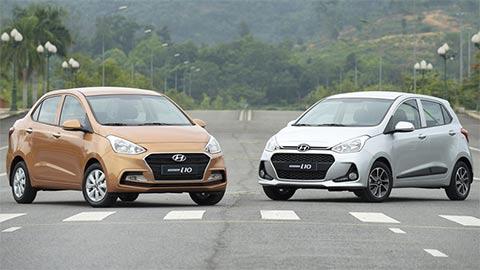 Hyundai Grand i10, Kona, Santa Fe 2019  giảm giá sốc chào đón năm mới