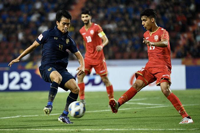 U23 Thái Lan lột xác