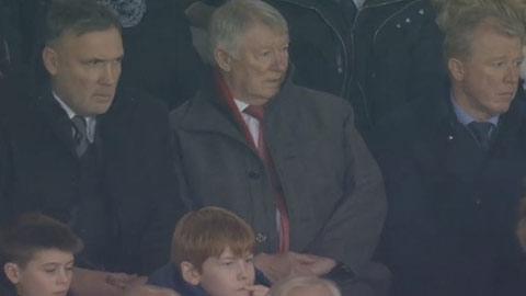 Sir Alex và Ed Woodward cảm thấy bị sỉ nhục khi M.U thua đậm Man City