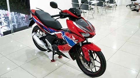 Honda Winner X giảm giá chưa từng có, suy sụp trước Yamaha Exciter 150