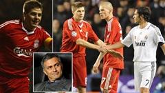 Gerrard tiết lộ từng bị Real kích động để nổi loạn ở Liverpool